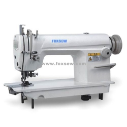 High-Speed Lockstitch Sewing Machine With Side Cutter