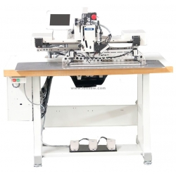 Extra Heavy Duty Programmable Electronic Pattern Sewing Machine