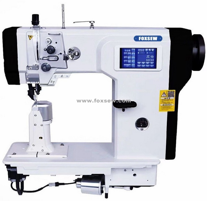 Automatic Post Bed Sewing Machine